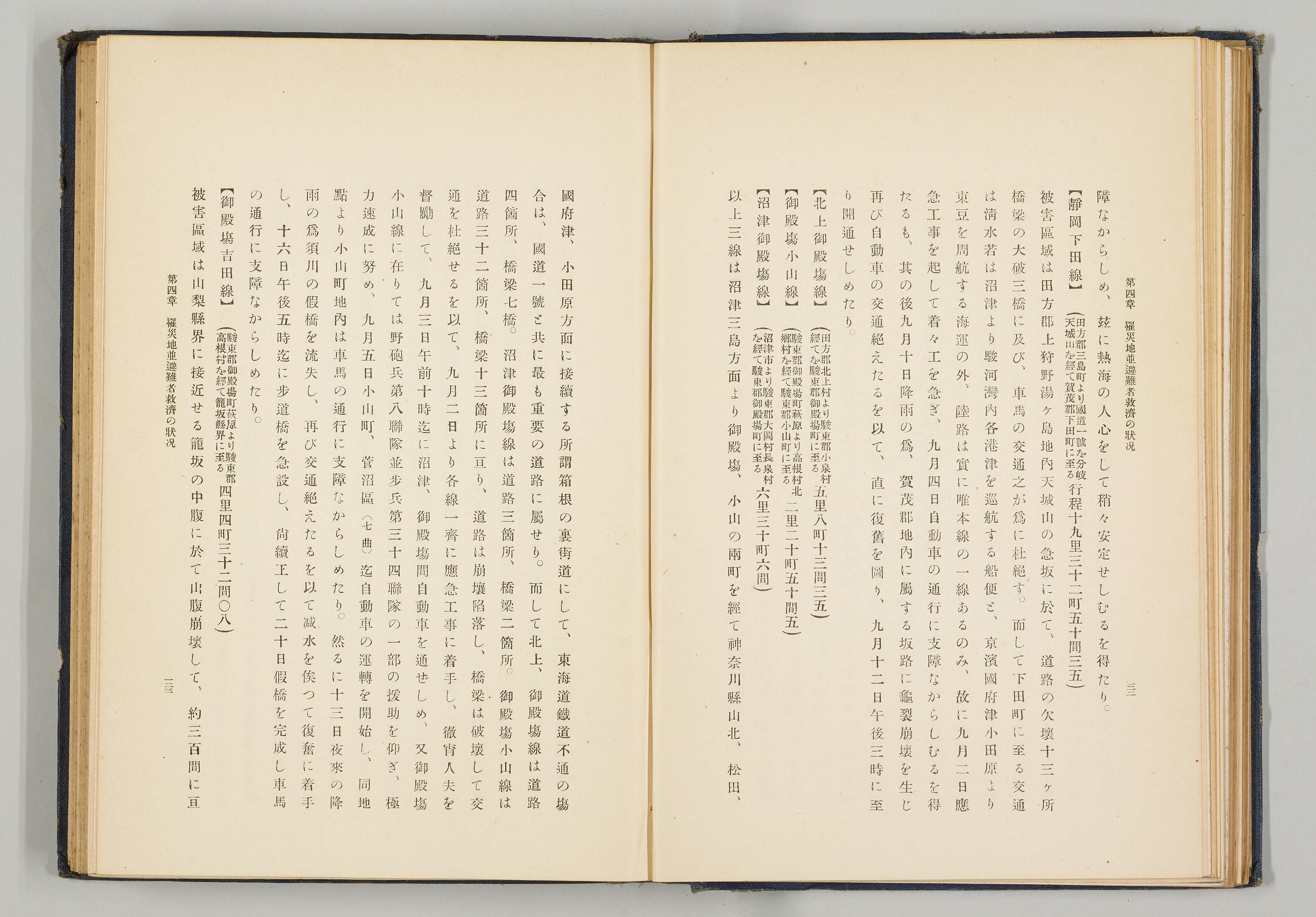 静岡縣大正震災誌(99/287)